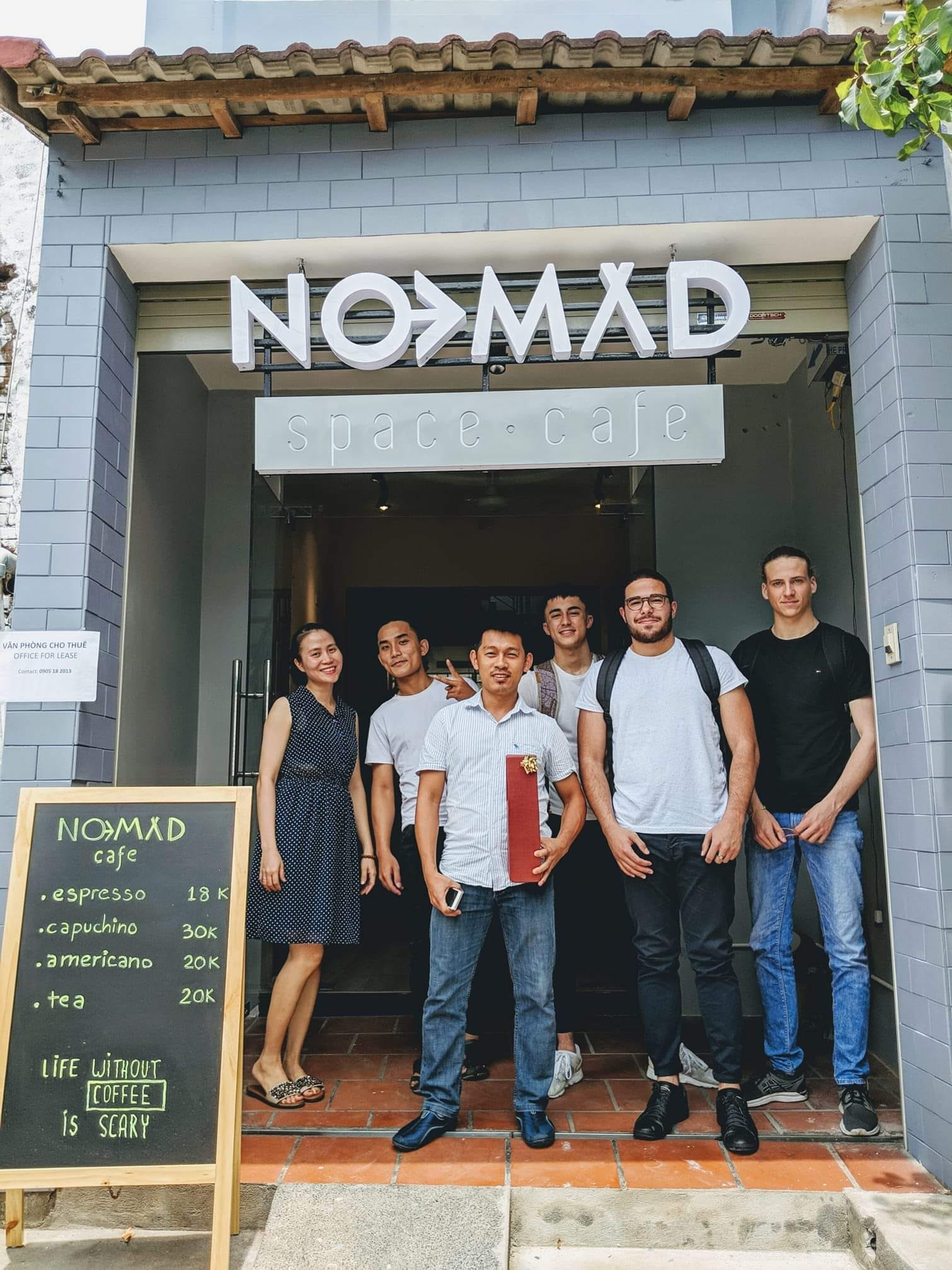 Nomad Space